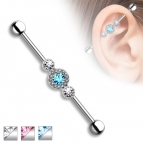 Tragus / Barbell, 38 mm lang